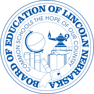 The Seal of the Board of Education of Lincoln, Nebraska
