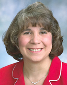 Photo of Kathy Danek, board member for district 1