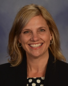 Photo of Connie Duncan, board member for district 2