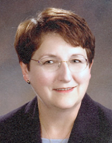 Photo of Barb Baier, board member for district 3