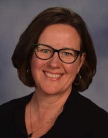 Photo of Annie Mumgaard, board member for district 4
