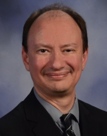 Photo of Lanny Boswell, board member for district 5