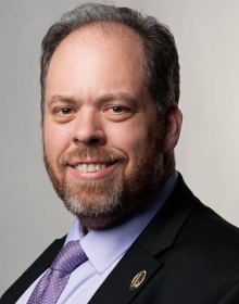 Photo of Don Mayhew, board member for district 7