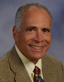 Photo of Dr. Steve Joel, Superintendent of Schools