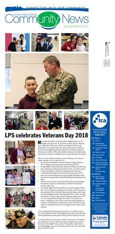 December 2018 Community News