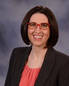 Photo of Communications Director, Mindy Burbach