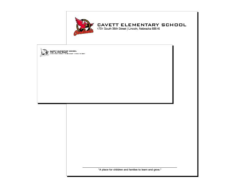 Cavett Elementary Letterhead