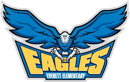 Everett Elementary School Logo