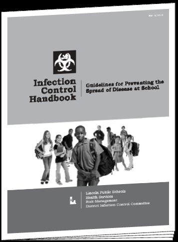 Infection Control Handbook