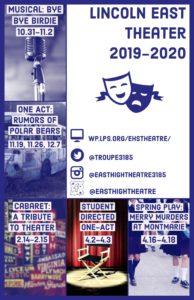 EHS Theatre 2019-2020