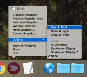 keepindock