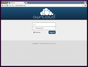 OwnCloudWeb