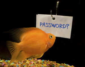 Phishing for a password