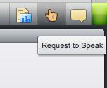 RequestToSpeak
