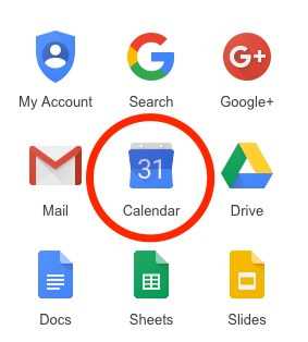 GoogCalendaricon