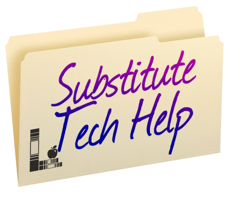 LPS Computing Services | Substitute Teacher Tech Support Packet