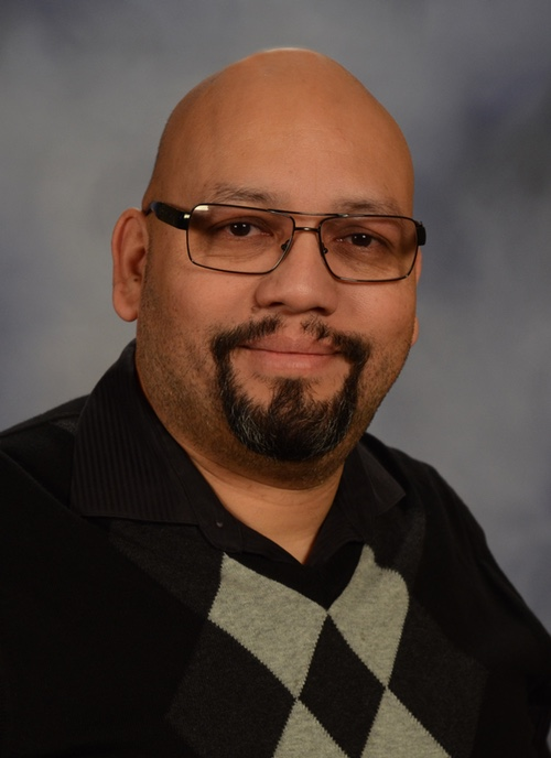 Oscar Rios Pohirieth : Cultural Specialist and Coordinator for the Bilingual Liaison Program