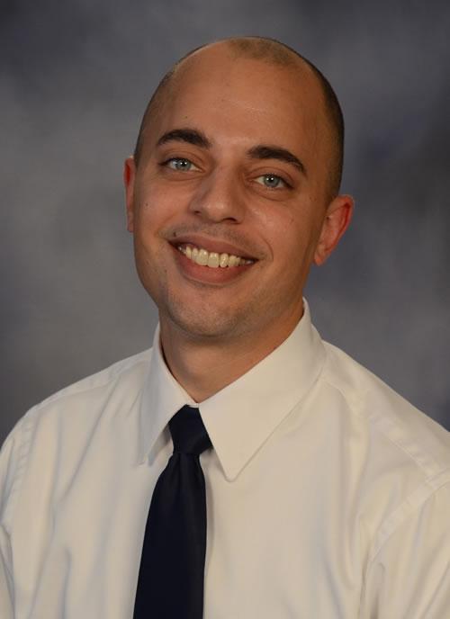 Doug Anderson : Budget Coordinator
