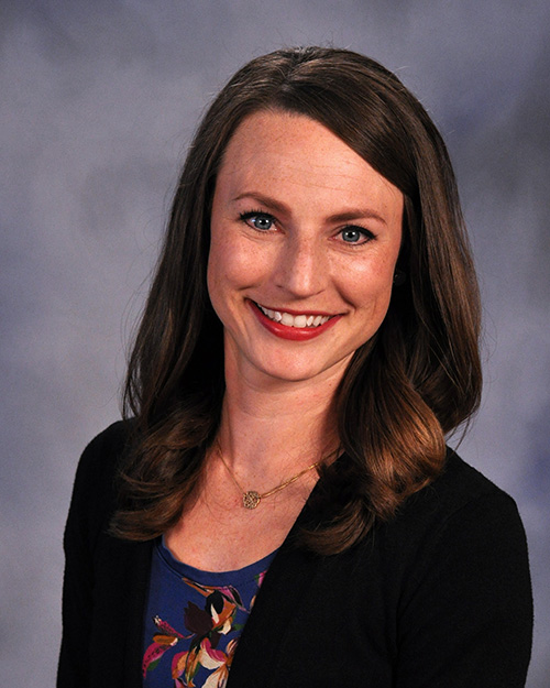 Lindsey Luly : Title 1 Coordinator