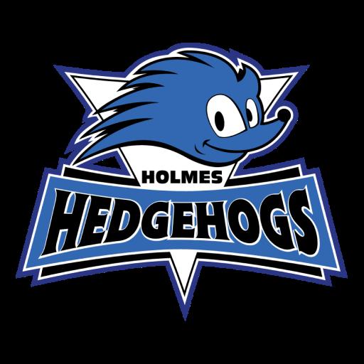 Holmes Hedgehogs Logo