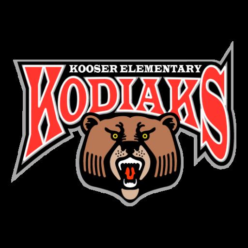 Kooser Elementary Logo
