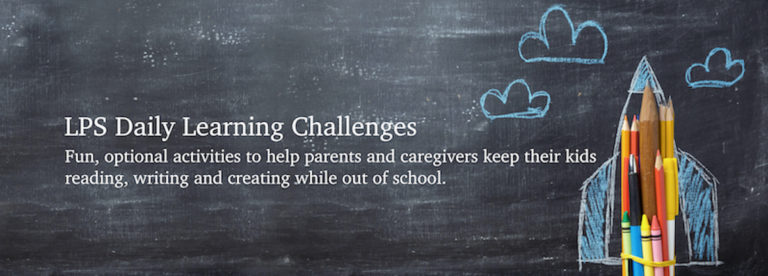 LPS Daily Learning Challenges