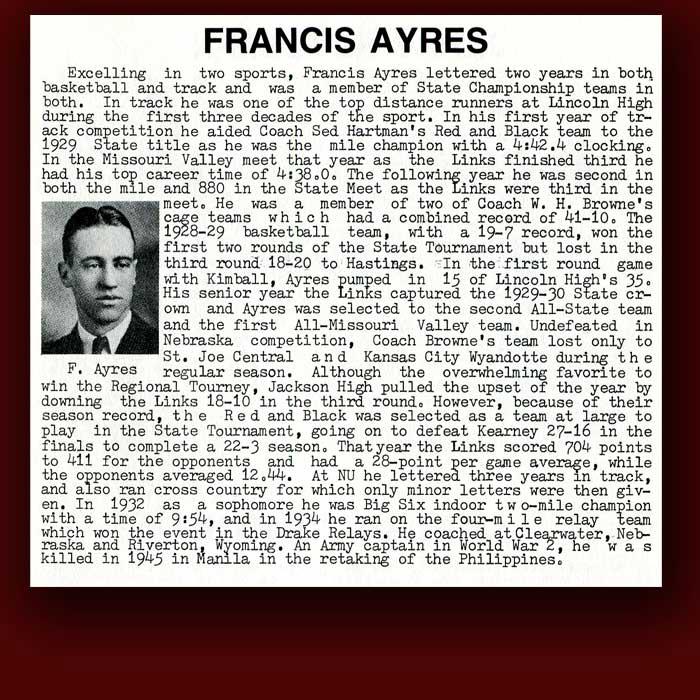 Francis Ayres