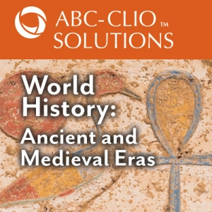 ABC-CLIO Ancient and Medieval Eras