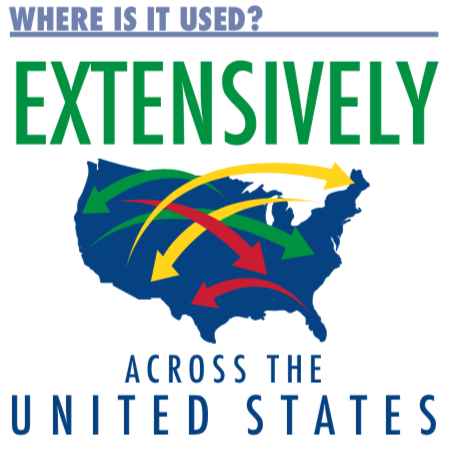 PBiS is used extensively across the United States