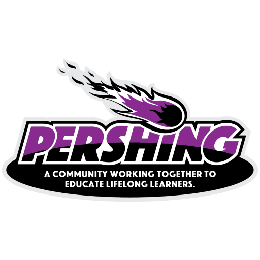 Pershing Elementary Logo