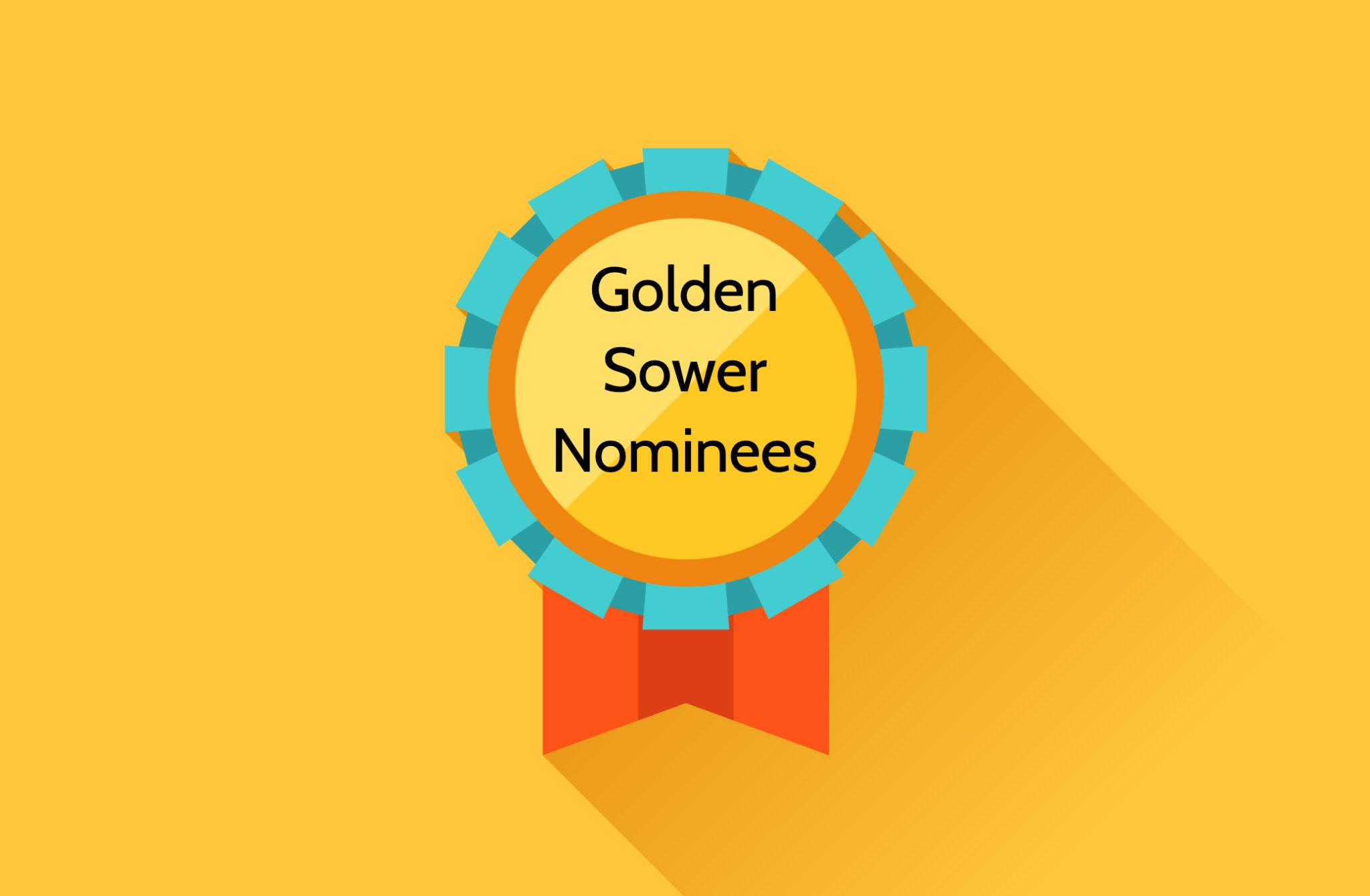 Golden Sower Nominees