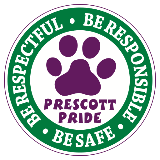 Prescott Middle School Logo