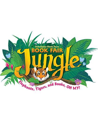 Elephants, Tigers, and Books, OH MY! Scholastic Book Fair