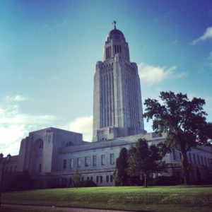 Photo of the Nebraska State Capitol