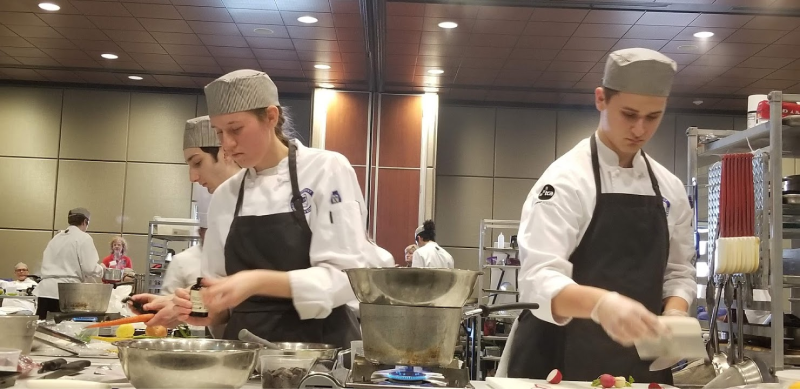 ProStart Group Cooking