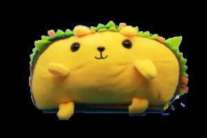 Image of stuffed Taco Cat