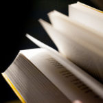 Book flipping pages