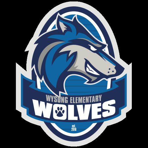 Wysong Elementary School Logo